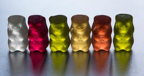 Gummy Bears Are Actually Made Out Of Boiled Animal Parts, Yay!