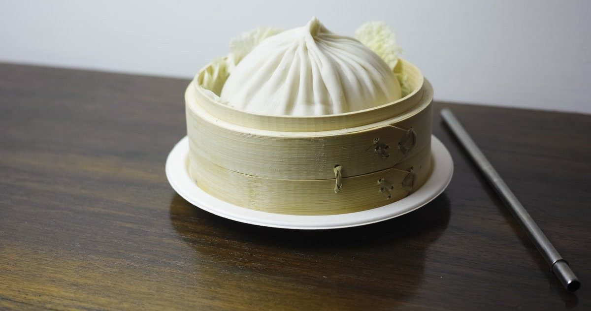 Giant Soup Dumplings Exist & The World Is Now A Better Place
