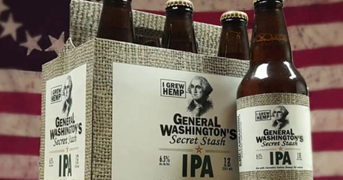 Cotton-Mouthed Stoners, Raise A Glass: Weed-Infused Beer Is Here