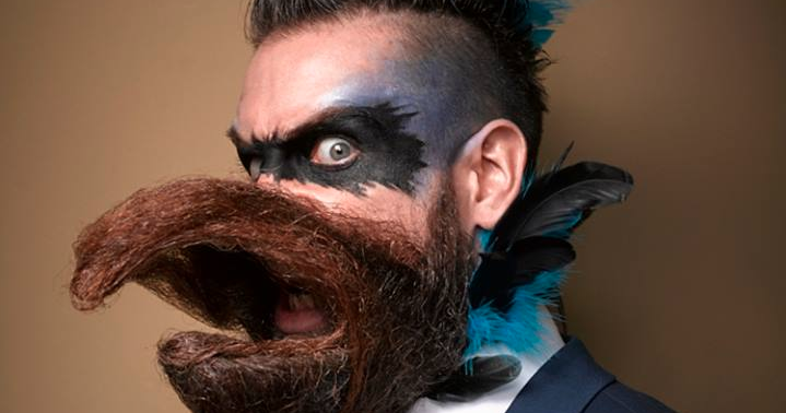 The Best, Beardiest Moments From The National Beard And Moustache Championships