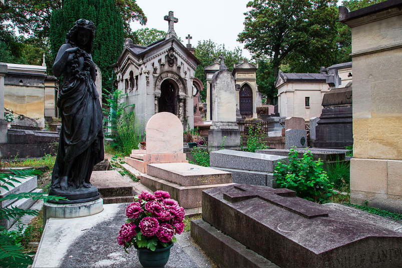 The World's Most Iconic Graveyards Are Haunting, Beautiful & Unexpectedly Cute