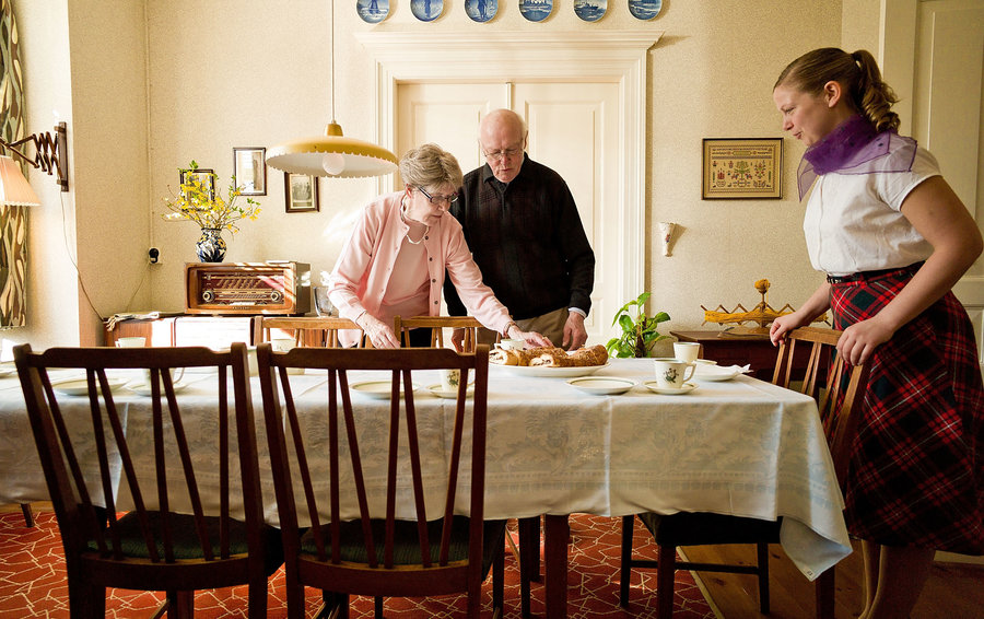This Living History Museum Helps Alzheimer's Patients By Re-Creating 1950s
