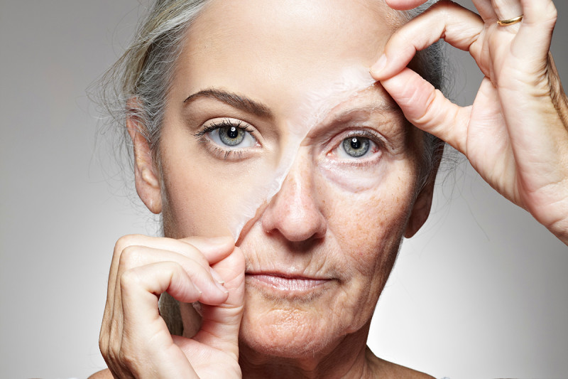 Holy Sh*t, This Anti-Aging Cream Gives You An Actual Second Skin