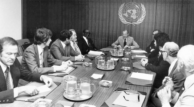 The Untold Story Of How The United Nations Was Totally Afraid Of UFOs