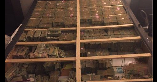 The Feds Just Found $20 Million Hidden Under A Mattress