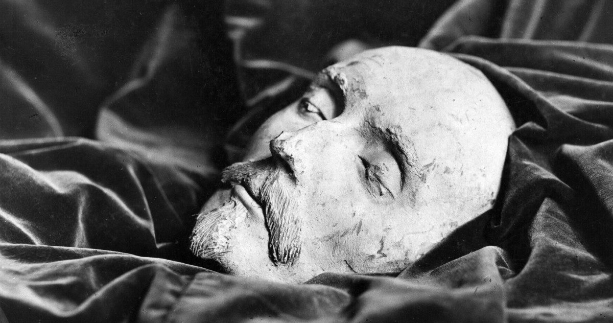 Death Masks: The Heirloom Nobody Asked For