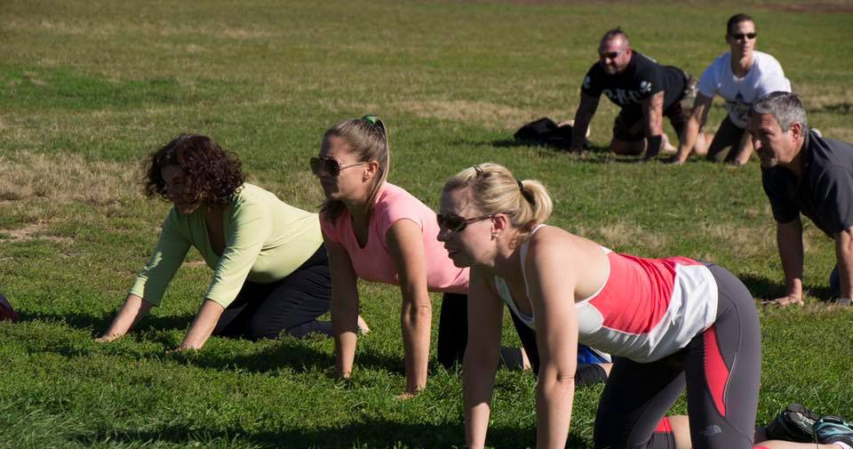 Crawling Like A Baby Is Now An Exercise Trend