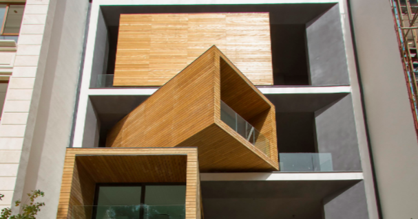 This House In Tehran Opens Like A Rubik's Cube