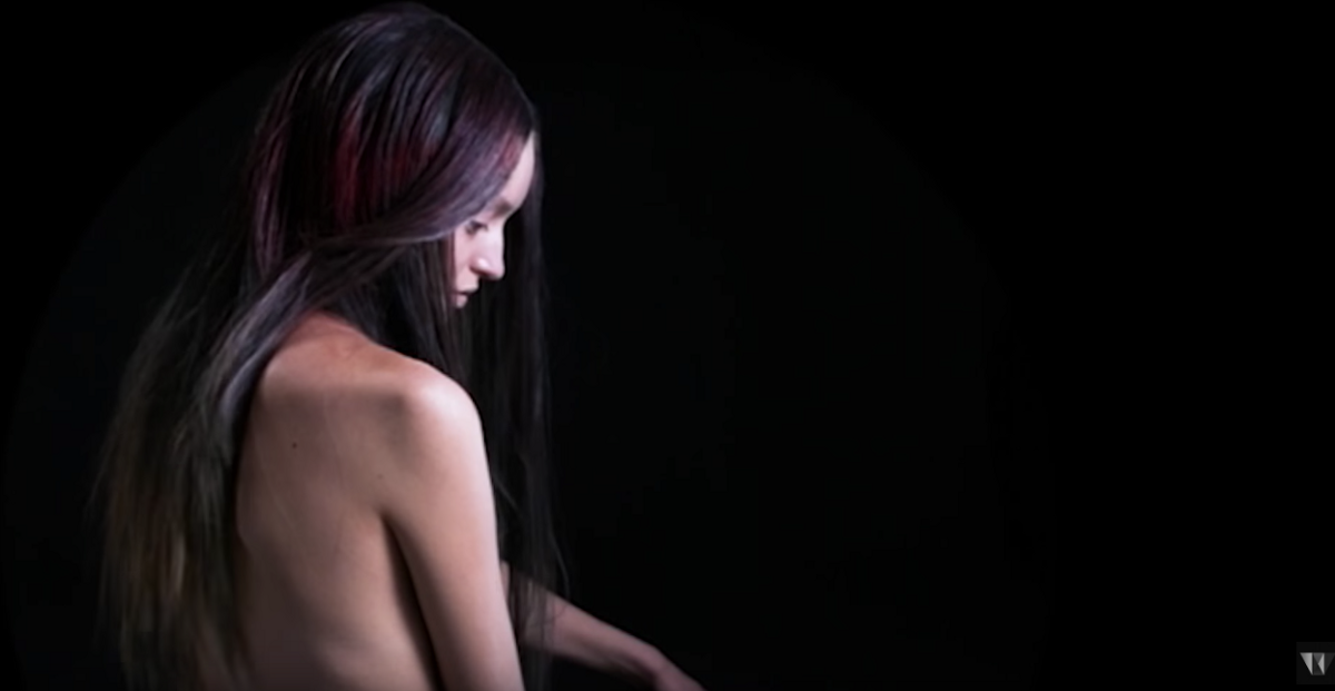 This Hair Dye Changes Color Based On Your Mood