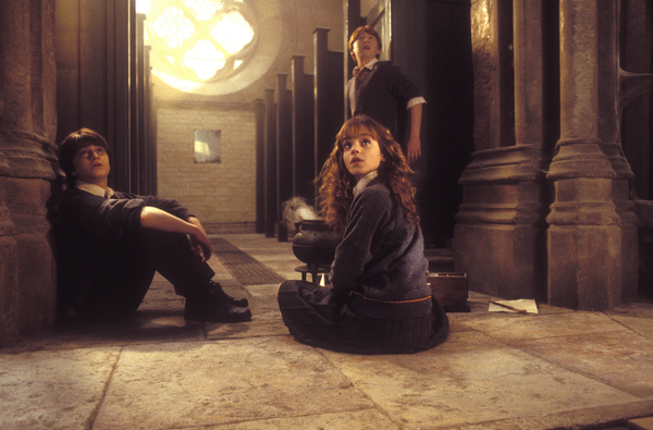 This Is How Wizards Poop, According To J.K. Rowling