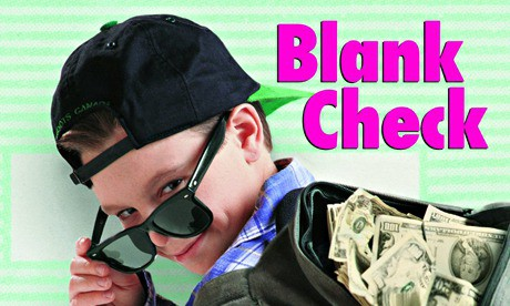 How Much Stuff Could The 'Blank Check' Kid Buy Today?