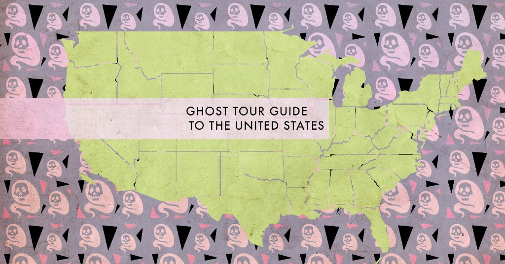 Your Ghost Tour Guide To The United States