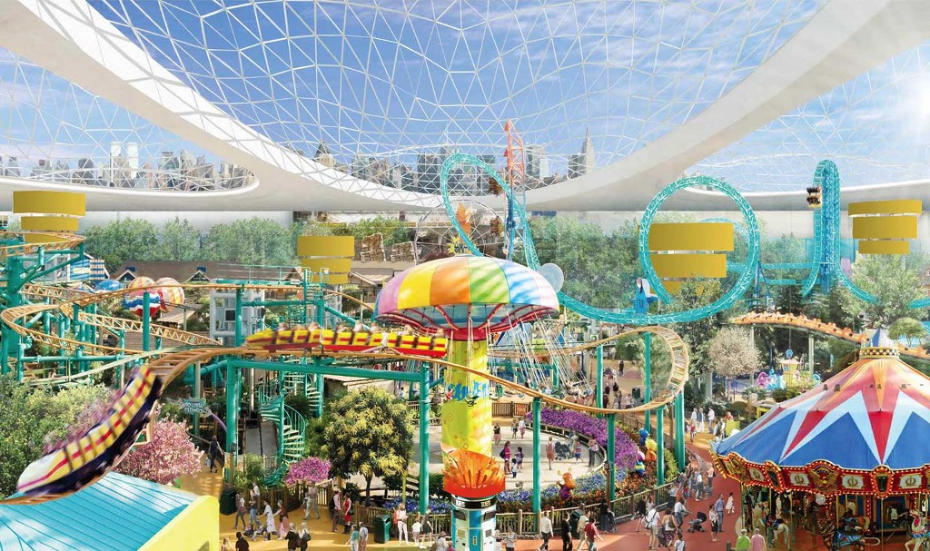 A Giant Indoor Nickelodeon Theme Park Is Coming & We Might Pass Out