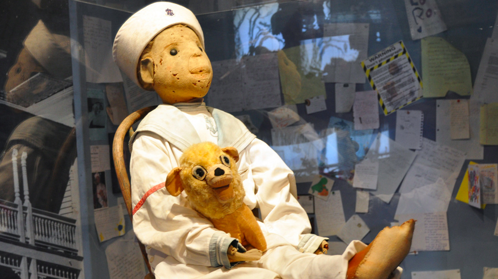This Doll Is 100 Years Old And Yes, Of Course It's Haunted