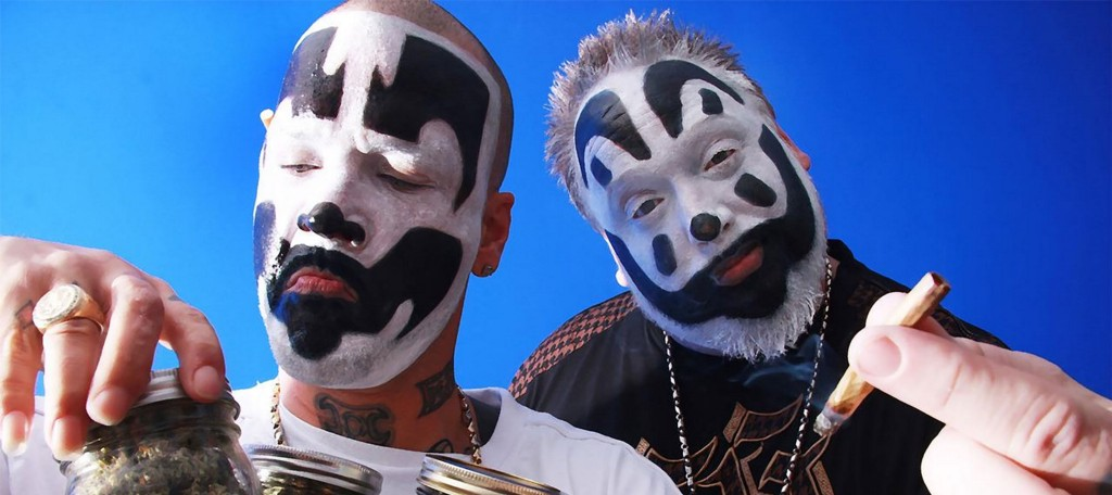 What Happens To Spotify If You Listen To Nothing But Insane Clown Posse?