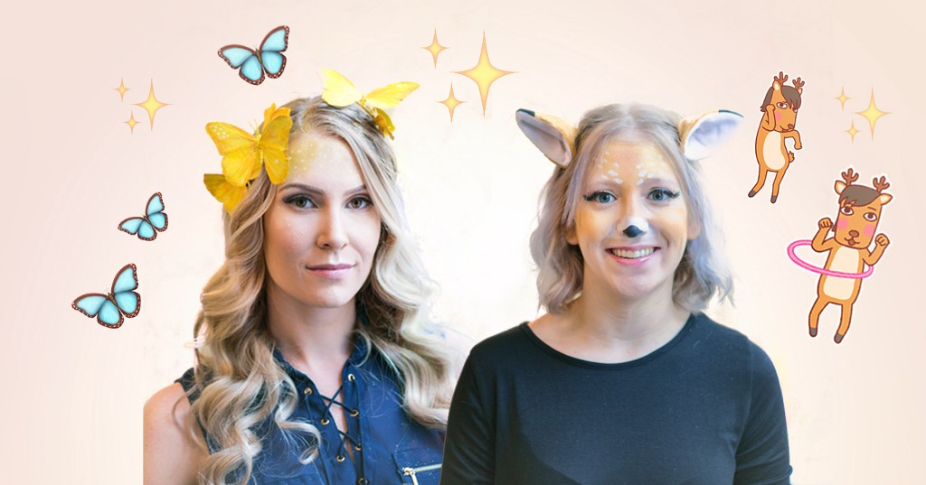 Your Favorite Snapchat Filter Is The Easiest Last-Minute Halloween Costume