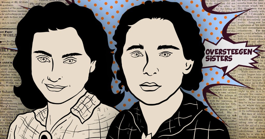 The Sisters Who Fought Nazis By Seducing Them