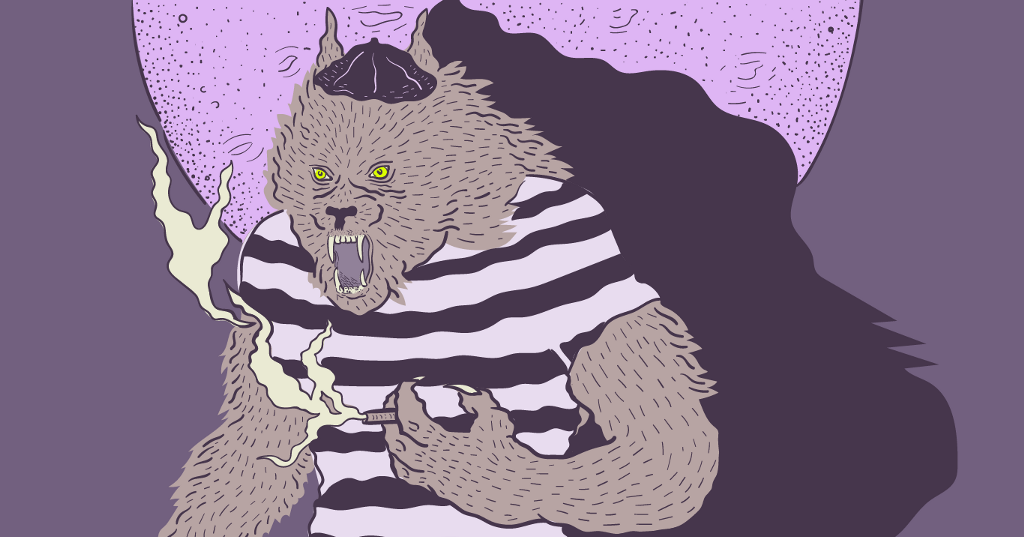 Why The French Still Hunt Werewolves Today