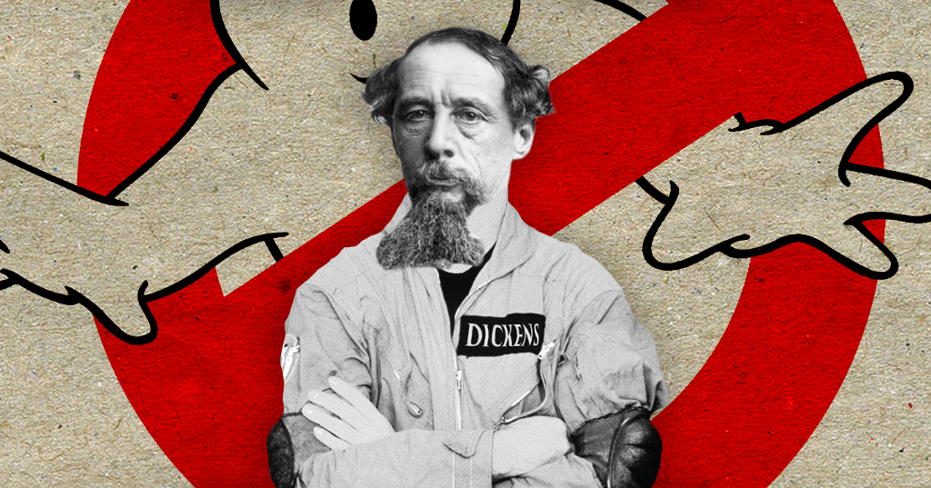 Charles Dickens Was A Member Of A Real-Life Ghostbusters Club