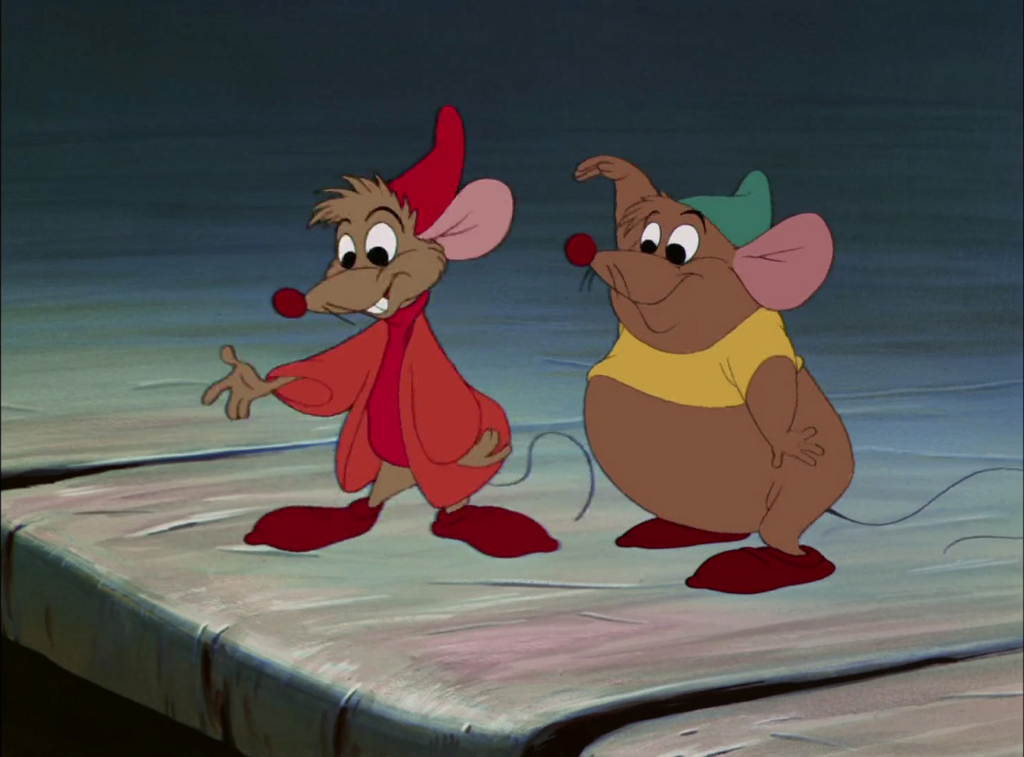 Mice Serenade Their Lovers With Love Songs