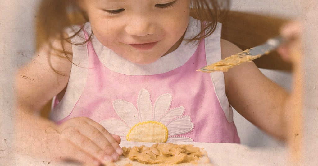 Why Every Baby Should Eat Peanut Butter