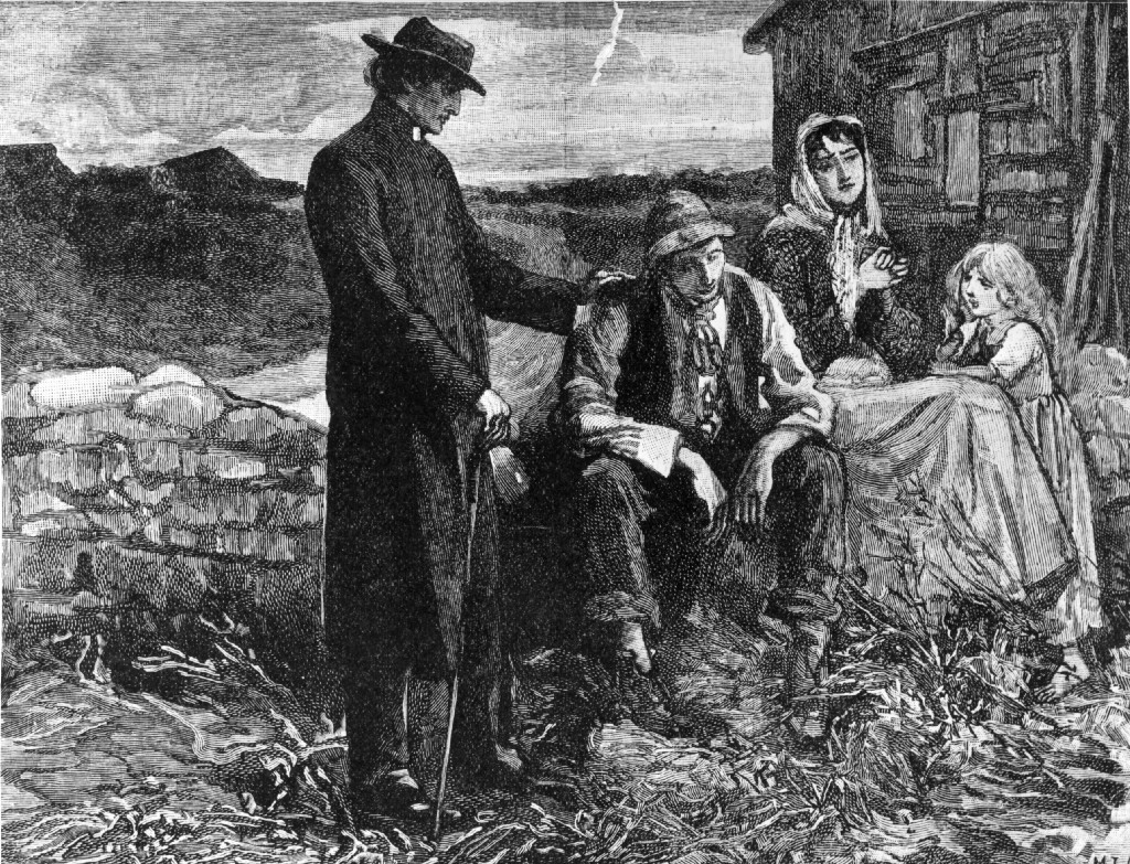 The Irish Potato Famine Wasn't Caused By A Fungus