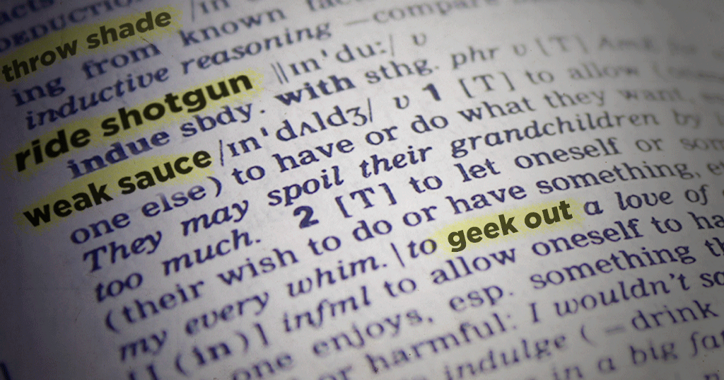 Merriam Webster Just Added 1,000 New Words