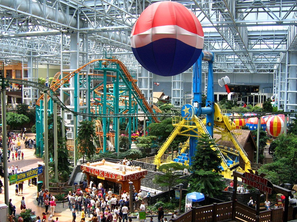 Mall Of America Seeks Writer-In-Residence