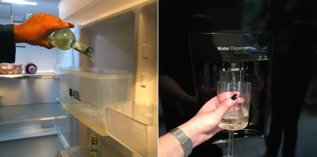 Like Jesus, This Woman Turned Water Into Wine