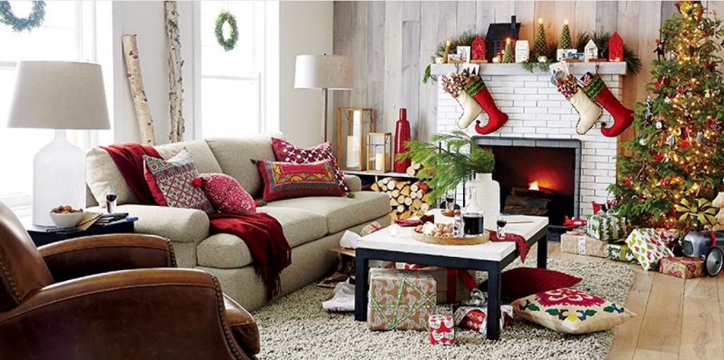 How To Use What You Already Own To Decorate For The Holidays