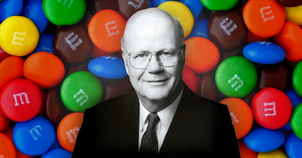 The Scandalous Story Behind M&Ms' Name