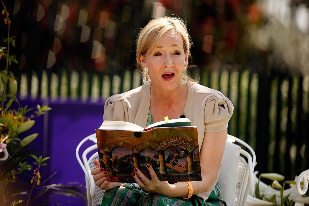 But Did J.K. Rowling REALLY Write 'Harry Potter'?