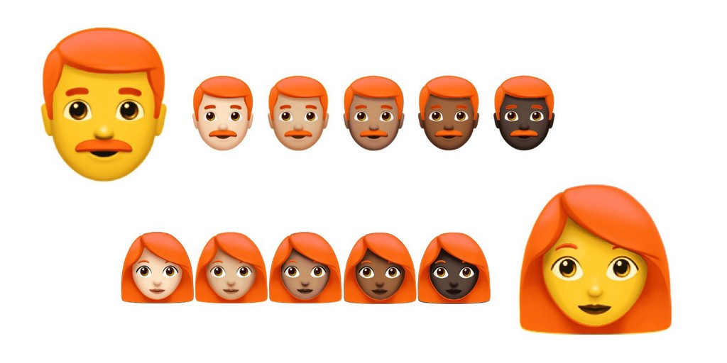 Redheads Might Finally Get Their Own Emoji