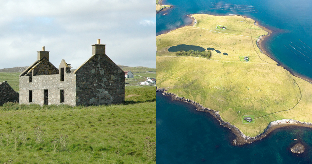 You Can Buy An Entire Scottish Island For $350,000