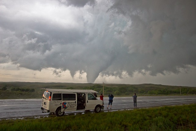 These Companies Take You On A Real Life Tornado Chase Omgfacts